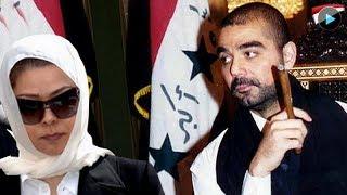 رغد ابنة صدام حسين تخرج عن صمتها وتكشف وصية شقيقها عُدي التي صدمت الجميع