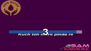 Ranjish hi sahi unplugged by papon  mtv Karaoke Sam Karaoke