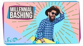 Juvenoia: The Psychology Behind  Millennial Bashing