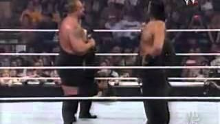 WWE Undertaker vs Big Show and the Great Khali