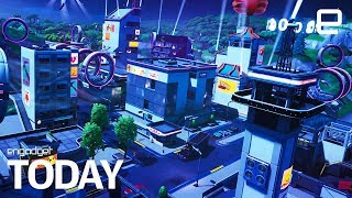 'Fortnite' Season 9 arrives with slipstreams and hover platforms   Engadget Today