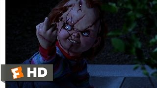 Bride of Chucky (4/7) Movie CLIP - That is a Rude Doll (1998) HD