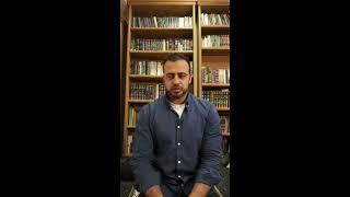 17- لا تدري.. لعل الله يغير ما ظننت أنه لن يتغير - خاطرة الفجر - مصطفى حسني