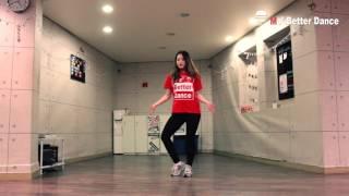 [모베러댄스] EXID(이엑스아이디)  -  핫핑크(Hot pink) 안무 (exid - hot pink dance cover)(HD)