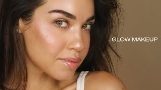 How To: No Foundation Makeup Routine | Flawless Glowing Skin with No Foundation