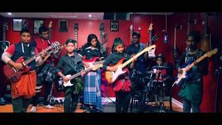 Lungi Dance - Live Guitar Instrumental