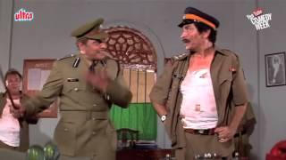 Asrani Best Comedy Scenes, Dulhe Raja   Jukebox 65