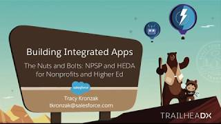 The Nuts & Bolts of Building Integrated Apps for Nonprofits and Higher Education