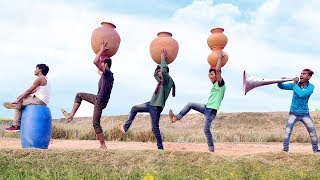 Must Watch New Funny Video😂😂Top New Comedy Video 2019 |Try To Not Laugh | By Haha idea