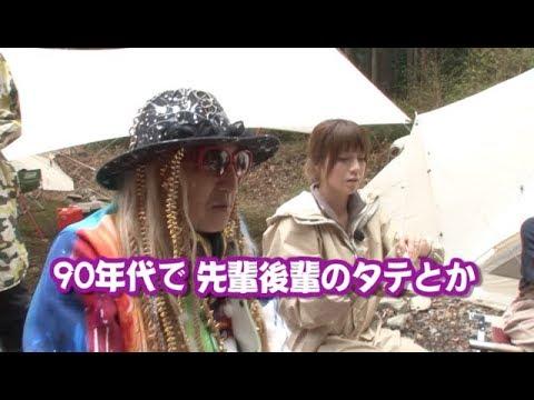 hitomiが、90年代のTRFに感じていた思いをDJ KOOに語る。