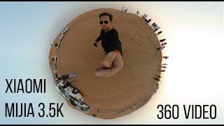 Xiaomi Mijia 3.5K Sample, #CoolPlay6, #Dubai (in Hindi) - this is 360 degree video
