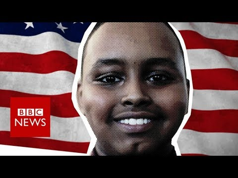 Xxx Mp4 I Will Become The First US Muslim President BBC News 3gp Sex