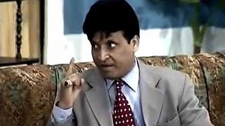 Umer Sharif And Sikandar Sanam - Eid Tere Naam_clip8 - Pakistani Comedy Stage Drama
