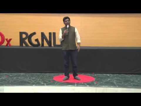 Construction of a Joke | Zakir Khan | TEDxRGNUL