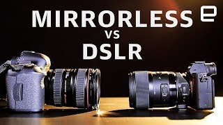 Why mirrorless cameras are taking over