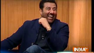 Sunny Deol Speaks about His Movies 'Darr' and 'Ghayal' in Aap Ki Adalat