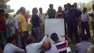 21 May meeting with Builder Representative Mr.Kapil sharma