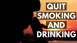 Quit Smoking and Drinking | Mufti Menk