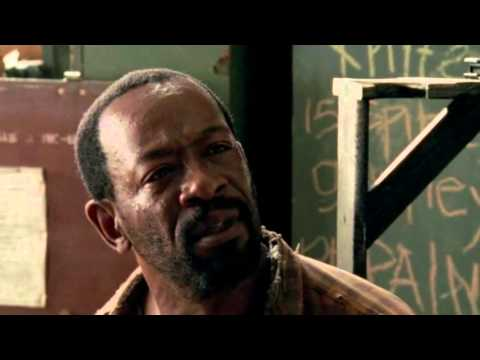 The Walking Dead The Story of Morgan Jones