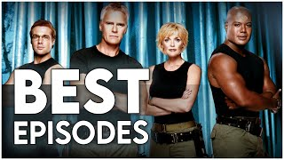 Stargate SG-1: Best Episode from Each Season?