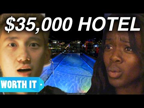 50 Hotel Vs. 35 000 Hotel