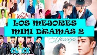 LOS MEJORES MINI DRAMAS COREANOS PARTE 2/dramas cortitos que no te puedes perder