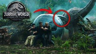 La Gran Revelación Oculta En El Teaser Trailer De Jurassic World Fallen Kingdom