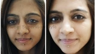How to Get Fair Skin at Home in 1 Week? _ Magical Skin Whitening & Lightening | SuperWowStyle