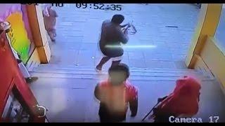 طالب يُطلق النار على مدرسته ومنسوبيها في تثليث بعد مشاجرة