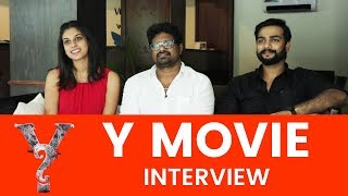 Y Movie Interview with the Crew - Flick Malayalam