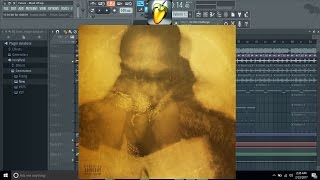 Future - Mask off Closet FLP FL Studio Instrumental Pt 1