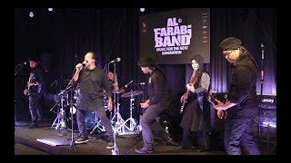 Cromok Medley + Form Mula (stereo mix) Alfarabiband @ Jihad Music The Gig 2016