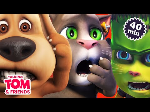 watch The Thrills and Chills of Talking Tom and Friends (Favorite Episodes Compilation)