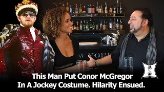 Conor McGregor's 13th Jockey Director Frank Coraci Shares Inside Story On UFC Champ's Acting Chops