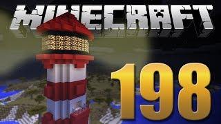 Farol Automático - Minecraft Em busca da casa automática #198.
