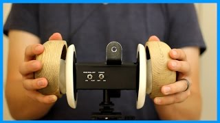 [archive] ASMR - Binaural Wooden Bowl Tapping (No Talking)