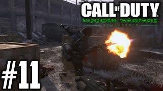 GRIGGS IS ONTVOERD! - Call of Duty 4: Modern Warfare REMASTERED #11