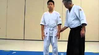 Shizentai - AAA 7th Kyu Ki Test and Exercise
