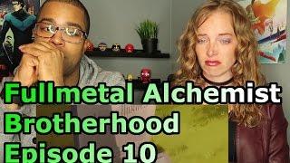 Fullmetal Alchemist: Brotherhood Ep 10