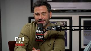 Jimmy Kimmel Opens Up About His Youngest Son's Health To Dr. Phil