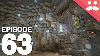 Hermitcraft 4: Episode 63 - Building The BATCAVE!