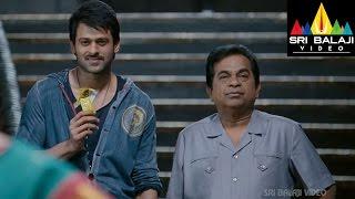Mirchi Movie Richa Match Comedy Scene | Prabhas, Anushka, Richa | Sri Balaji Video