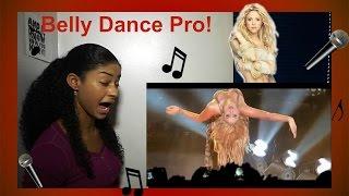 Shakira Ojos Asi (Live from Paris) Reaction