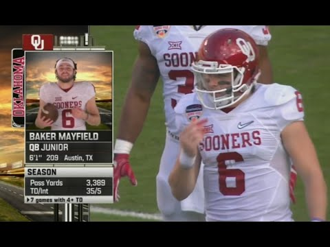 2015 Orange Bowl Oklahoma vs Clemson