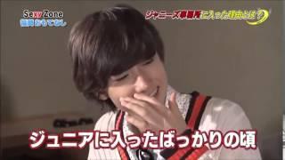 【カワイイ!】y Zoneマリウス葉の関西弁!