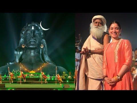 Xxx Mp4 Actress Tamanna At ISHA Yoga Tamanna With Sadhguruji Mahashivratri 2018 ISHA Mahashivratri 3gp Sex