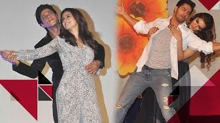 Magic Moments from 'Diwale' song launch | Bollywood News