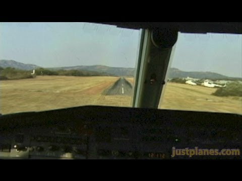 Nelspruit super narrow runway!! Must See!