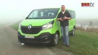 Renault Trafic Grand Combi - BKF TV Fahrzeugtest