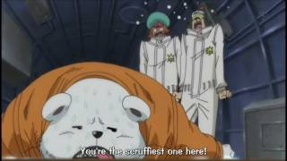 One Piece - Bepo cute moment ^^
